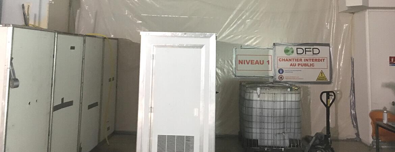 Réhabilitation du rez-de-chaussée du Siège Social de la CPAM de Vaucluse