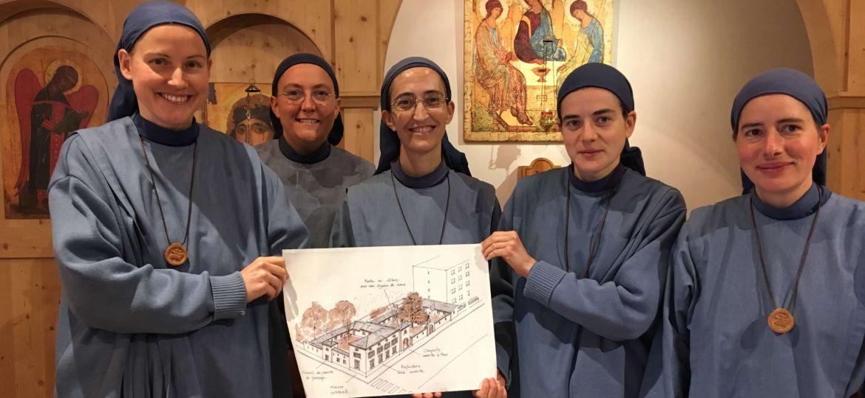 Désamiantage du Monastère de la Croix Rousse à Lyon