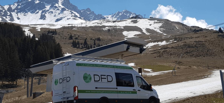 DFD Est et les chantiers de montagne