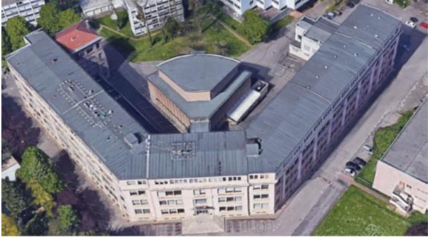Restructuration des locaux de l'École des Mines de NANCY